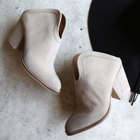 chinese laundry - kelso - Open Back Bootie (Women) - more colors