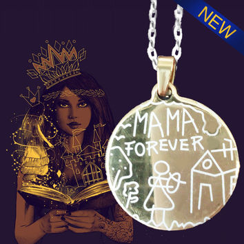 Jewelry Gift New Arrival Stylish Shiny Stainless Steel Hot Sale Necklace Christmas Thanksgiving Gift [9210545924]