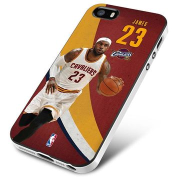 LeBron James Fastbreak iPhone 5 | 5S | 5SE Case Planetscase.com