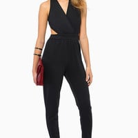 Here's To You Jumpsuit $33