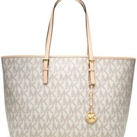 MICHAEL Michael Kors Jet Set Medium Travel Tote - Handbags & Accessories - Macy's