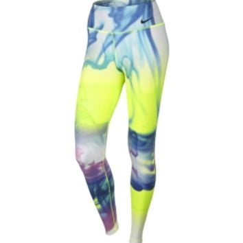 Nike Women's Legendary Lava Printed Tights | DICK'S Sporting Goods