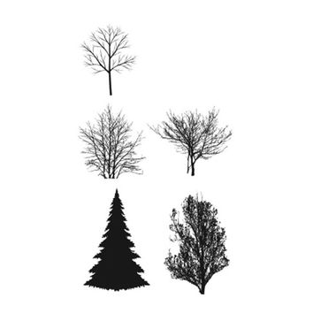 Wyuen Hot Waterproof Temporary Tattoo Stickers for Adults Kids Body Art Giant Trees Plant P-042 Fake Tatoo for Man Woman Tattoos