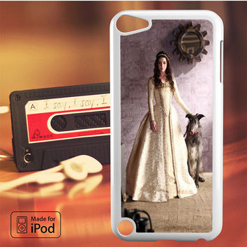 Reign with Dog iPod Touch 4 iPod Touch 5 iPod Touch 6 Case