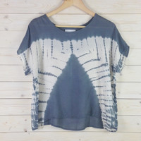 Granite Feathered Dye top