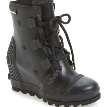 Sorel Joan Wedge Rain Boot (Women) | Nordstrom
