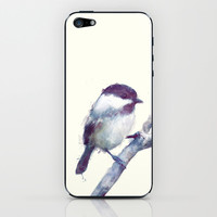 Bird // Trust iPhone & iPod Skin by Amy Hamilton
