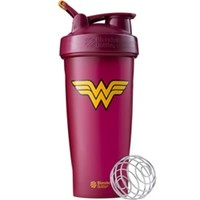 BlenderBottle Classic 28oz DC Comics Series Wonder Woman (Maroon)