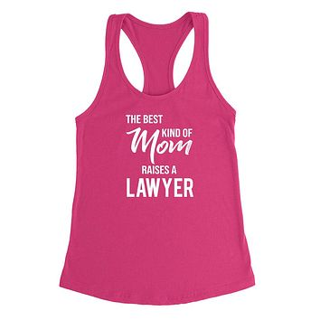 The best kind of mom raises a lawyer Tank Top