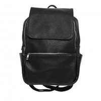 Pebbled Backpack