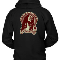 Bob Marley Mellow Mood Has Got Me Hoodie Two Sided
