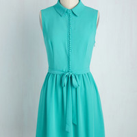 Flits Close to Home Dress | Mod Retro Vintage Dresses | ModCloth.com