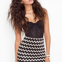 Zig Out Skirt in  Clothes at Nasty Gal