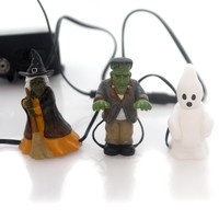 Department 56 Accessory Lit Halloween Lawn Decor Village Lighted Halloween Accessory