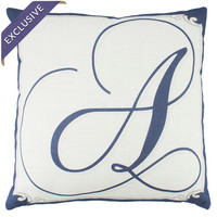 Personalized Scroll Pillow