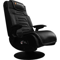 Walmart: X Rocker Pro Series Pedestal 2.1 Wireless Audio Gaming Chair, Black, 51396