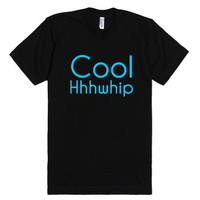cool hhwhip-Unisex Black T-Shirt