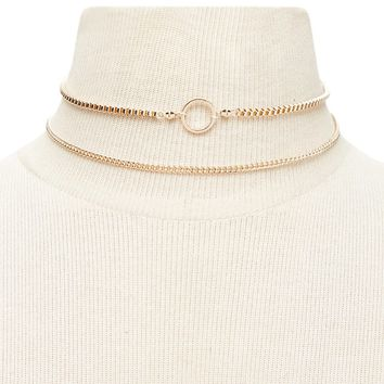 O-Ring Choker Set