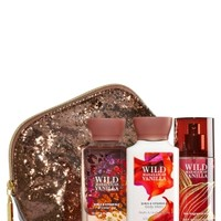 Sparkle & Shine Cosmetic Bag Wild Madagascar Vanilla