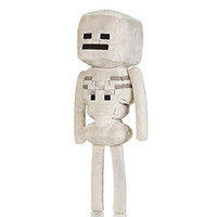 "Minecraft 12"" Medium Skeleton Plush Toy"