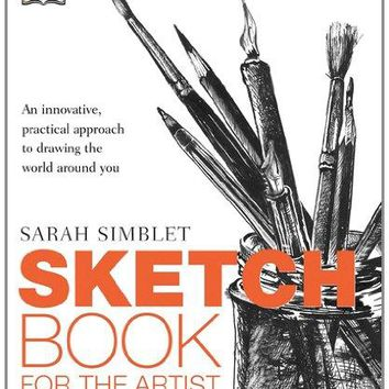 Sketch Book for the Artist Reprint