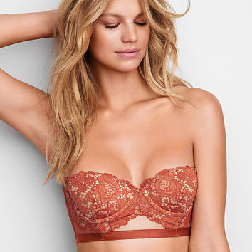 Strapless Lace Bustier - Very Sexy - Victoria's Secret