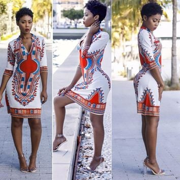 African Clothing Dashiki Women New Cotton Products Sell Like Hot Cakes