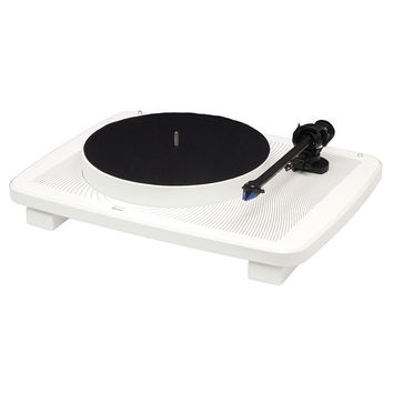 Music Hall: Ikura Turntable w/ Ortofon 2M Blue - White