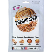 FreshPaper Bread Saver Sheets - Keep Breads & Baked Goods Fresh!