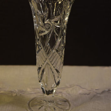 Best Vintage Crystal Vases Products On Wanelo