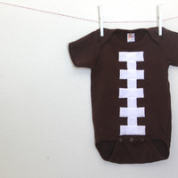 Football Onesuit, Baby Football Costume, Halloween Costume Football