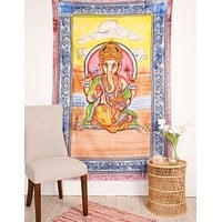 Magical Ganesh Tapestry