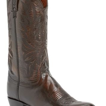 Men's Lucchese 'Lonestar' Western Boot,