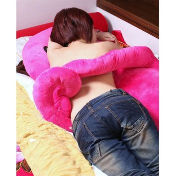 big Octopus Plush Toys Dolls cute Pillow Seat Cushion Boyfriend Throw Pillow for children and adult dome decoration