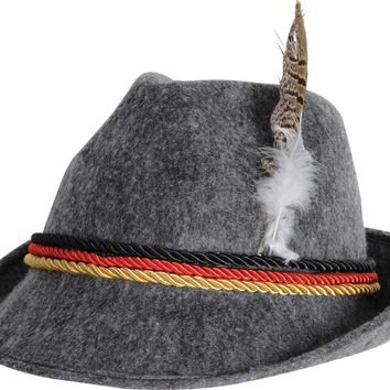 German Alpine Hat for Halloween