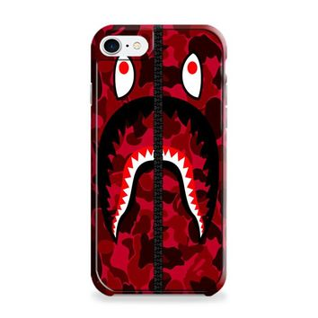 Bape Red Shark New iPhone 6 | iPhone 6S Case