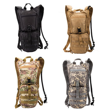 Military bottle pouch Hydration 3L backpack