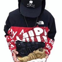 air more uptempo 3 Colors Supreme Sport Shoes [11516240140]