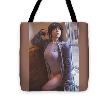 Sydney Rose Window 2 - Tote Bag