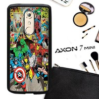 Artwork Marvel Comic V1550 ZTE AXON 7 Mini Case