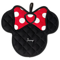 Disney Minnie Mouse Potholder - Personalizable | Disney Store