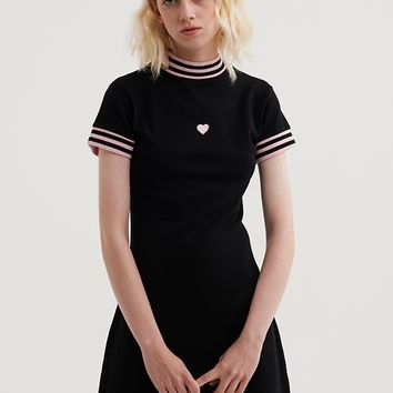 Lazy Oaf Sports Stripe Dress - Everything - Categories - Womens