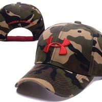 ICIKFM6 Fashion Under Armour Enbroidery Baseball Cap Hats