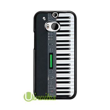 Piano Keys Keyboar  Phone Cases for iPhone 4/4s, 5/5s, 5c, 6, 6 plus, Samsung Galaxy S3, S4, S5, S6, iPod 4, 5, HTC One M7, HTC One M8, HTC One X