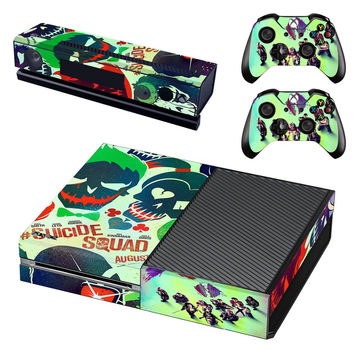 Suicide Squad Skin - Xbox One Protector
