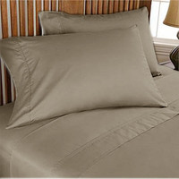 1000TC Egyptian Cotton Moss Duvet Quilt Cover Set 3pc - Available in All Size