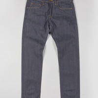 Edwin ED-55 Relaxed Tapered Denim Blue Unwashed