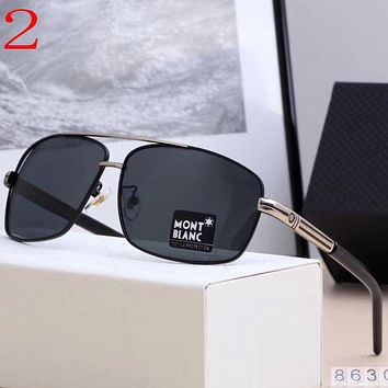 Perfect Montblanc  Fashion Men Summer Sun Shades Eyeglasses Glasses Sunglasses
