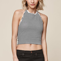 Me To We Reversible Halter Tank Top at PacSun.com