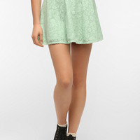 Urban Outfitters - Kimchi Blue Lace Circle Skirt
